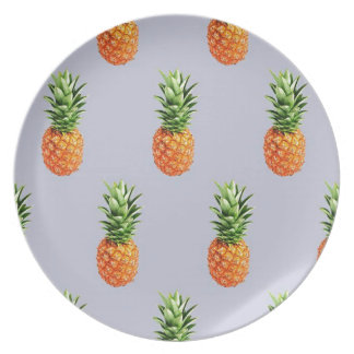 Pineapple Express Plate