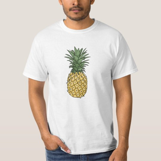 Pineapple Expression T-Shirt