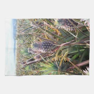 Pineapple Field Towel