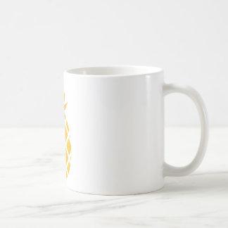 pineapple, fruit, logo, food, tropical, citrus, ye coffee mug