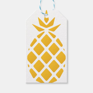 pineapple, fruit, logo, food, tropical, citrus, ye gift tags