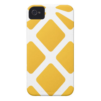 pineapple, fruit, logo, food, tropical, citrus, ye iPhone 4 Case-Mate case