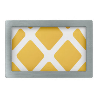 pineapple, fruit, logo, food, tropical, citrus, ye rectangular belt buckle
