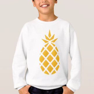 pineapple, fruit, logo, food, tropical, citrus, ye sweatshirt