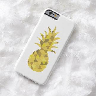 pineapple geometric iphone case