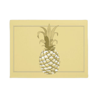 Pineapple Gold ID239 Doormat