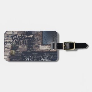 Pineapple Graffiti... Luggage Tag