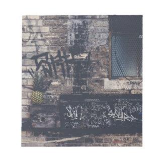 Pineapple Graffiti... Notepad