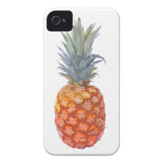 Pineapple Graphic iPhone 4 Case-Mate Case