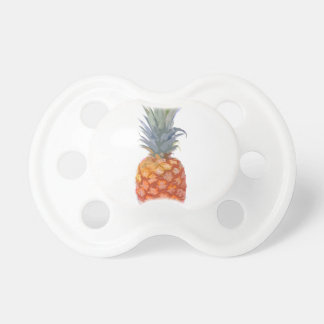 Pineapple Graphic Pacifier