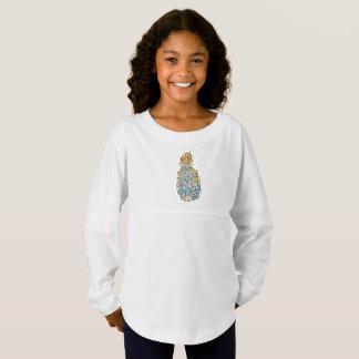 Pineapple Heart Moon Jersey Shirt