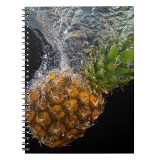 Pineapple in Water Note Books