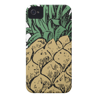 Pineapple iPhone 4 Case-Mate Cases