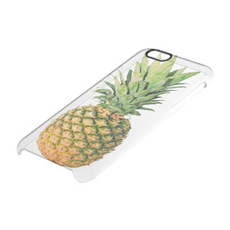Pineapple iPhone 6 Clear Case