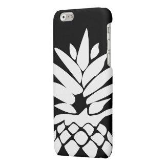 pineAPPLE iPhone 6 Matte Finish Case - Black