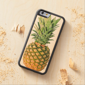 Pineapple iPhone & Samsung Galaxy Wood Case