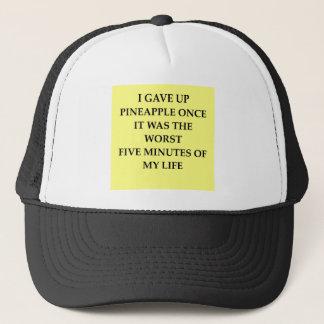 PINEAPPLE.jpg Trucker Hat