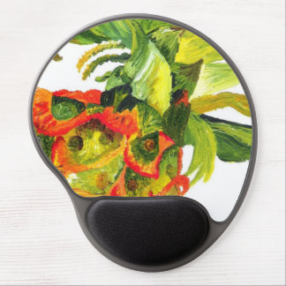 Pineapple (Kimberly Turnbull Art) Gel Mouse Pad
