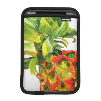 Pineapple (Kimberly Turnbull Art) iPad Mini Sleeve