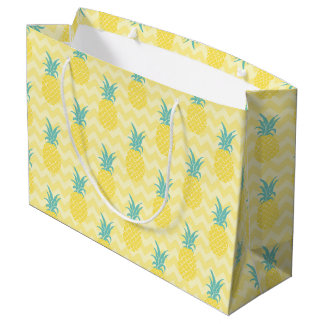 Pineapple Large Gift Bag