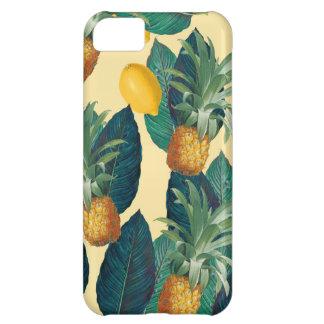 pineapple lemons yellow case for iPhone 5C