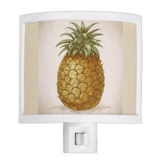 pineapple light night lite