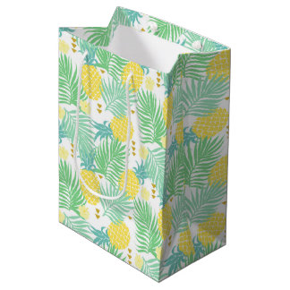 Pineapple Medium Gift Bag