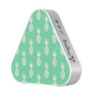 Pineapple Mint Pattern Speaker