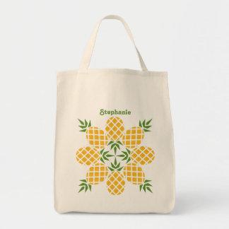 Pineapple Motif