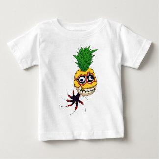Pineapple Octopus Rocket Man, III Baby T-Shirt