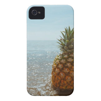 Pineapple On A Beach Case-Mate iPhone 4 Case