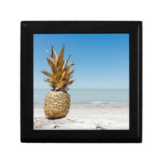 Pineapple on the Beach Gift Box