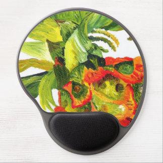 Pineapple Painting (K.Turnbull Art) Gel Mouse Pad