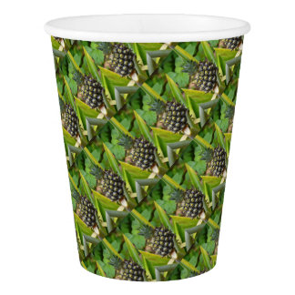 Pineapple Paper Cup