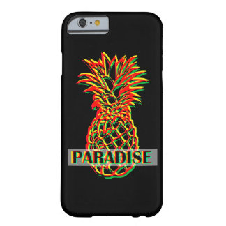 Pineapple Paradise Barely There iPhone 6 Case