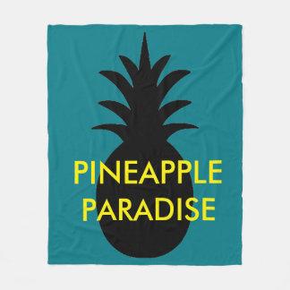 Pineapple Paradise Blanket