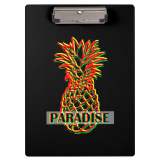 Pineapple Paradise Clipboard