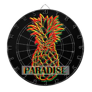 Pineapple Paradise Dartboard