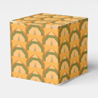 Pineapple Paradise Favor Box