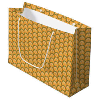 Pineapple Paradise Large Gift Bag