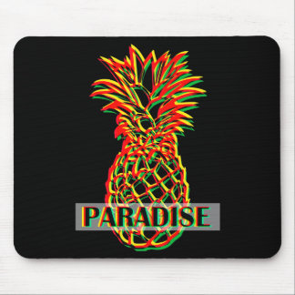 Pineapple Paradise Mouse Pad