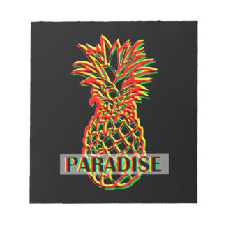 Pineapple Paradise Notepad