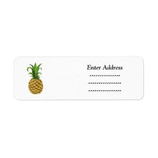 Pineapple 🍍 Party 🎉 address label Sticker