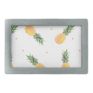 Pineapple Pattern Belt Buckles