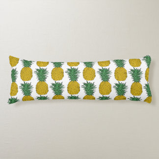 Pineapple Pattern Body Pillow
