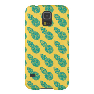 Pineapple Pattern Case For Galaxy S5