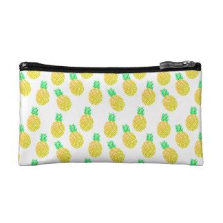 Pineapple Pattern - Cosmetic Bag