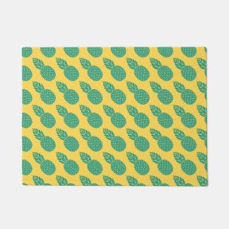 Pineapple Pattern Doormat