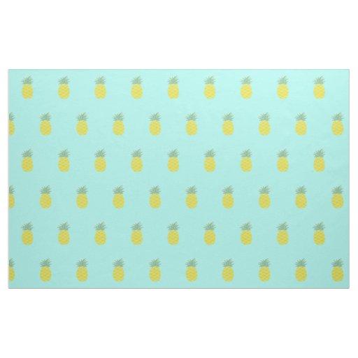 Pineapple pattern Fabric