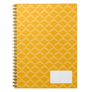 Pineapple Pattern... Notebook